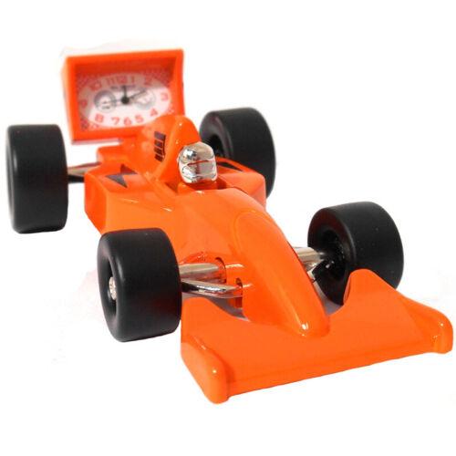Orologio in Miniatura Auto da Corsa