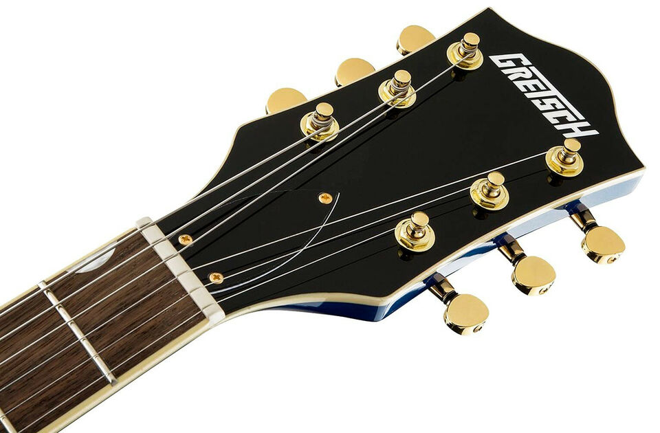 Gretsch G5655TG Electromatic CB Jr, Azur Metallic