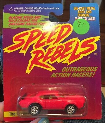 Playing Mantis 1997 Speed Rebels The Dominator Olds Cutlass Diecast Body Chassis