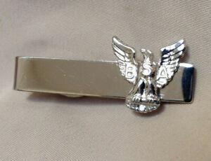 Robbins Co Attleboro Tie Clip