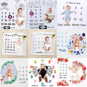 Newborn-Baby-Monthly-Growth-Milestone-Blanket-Photography-Prop-Background-Cloth