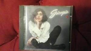 GIORGIA-GIORGIA-RCA-1994-CD-TIMBRO-SIAE-ROSSO-A-SECCO