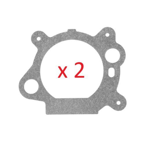 moteur Briggs /& Stratton Lot de 2 joints de filtre à air 795629 272653S