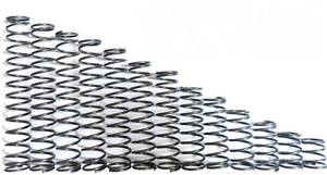 Wire-Dia-1-8mm-OD-10-30mm-Length-15-50mm-Steel-Helical-Compression-Spring-Select