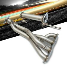 Megan Stainless Exhaust Header Manifold Ver2 For 06 11 Civic Si Fa 20l 2dr4dr