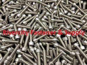 Allen Head Cap Screw Stainless Steel 6mm x 16mm M6-1.0x16mm Socket 50