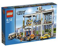 LEGO City Traffic 4207 City Garage Vehicles Parking NEW Factory Sealed