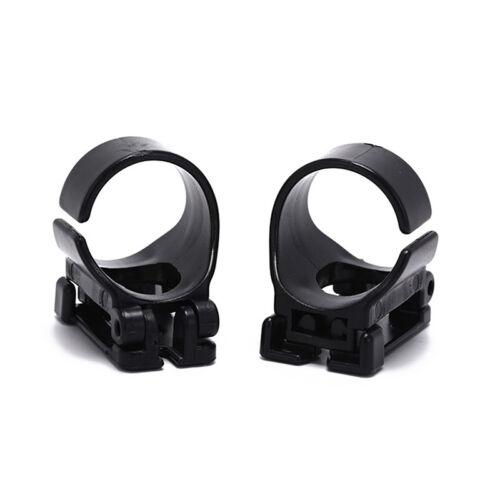 2 stücke kunststoff clip schnorchel maskenhalter halterung für tauche la