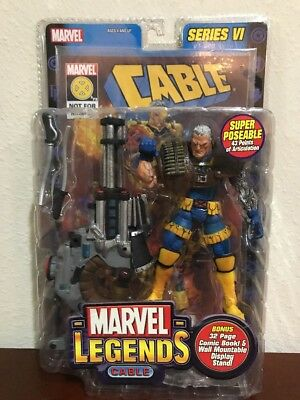 New Cable Series 2020 Cable Series VI Marvel Legends Limited Edition Deadpool III Movie