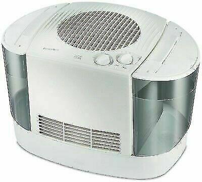 Honeywell HEV685W 3 Gallon Cool Moisture Humidifier White for sale online | eBay