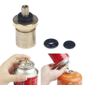 Gas-refill-adapter-outdoor-camping-stove-cylinder-filling-butane-canisterSR