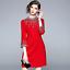 donna elegante Bead H458 Aristocratic di abito Elegante classe da classe di HxnwwUfqE