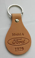 1929 Ford Model A Leather Key