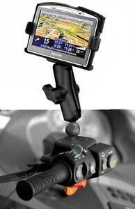DA ITALIA SUPPORTO BICI MOTO per GPS 4.3/'/' TomTom One ONE  XLS XLT ST SPED