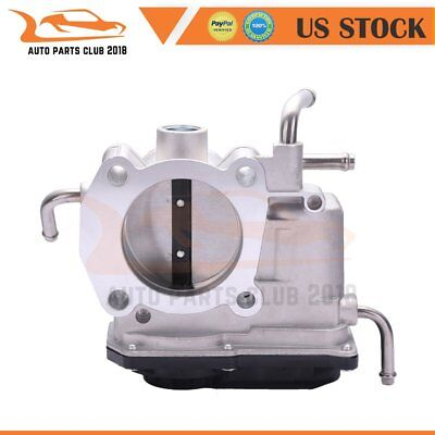 Throttle Body Assembly Fits 2007 2008 2009 Toyota Camry 4 cyl 2.4L 67-8001
