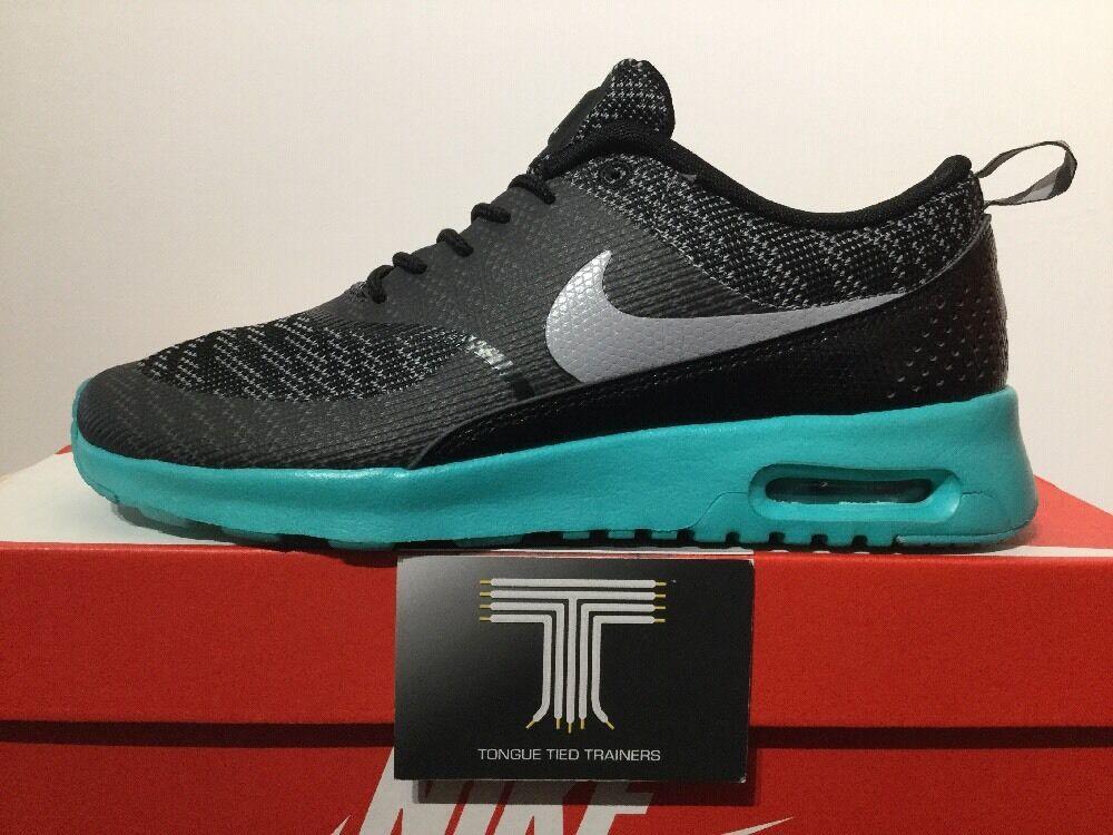 Nike  Air Max Thea KJCRD  Nike  718646 002. U.K. Größe 4.5 a75818