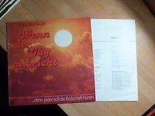 """12"""" LP - Fokkoline Swart - Wenn der tag anbricht - (12 song) SGV 33907"""