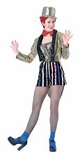 Ladies Columbia Rocky Horror Picture Show Fancy Dress Halloween Costume Medium