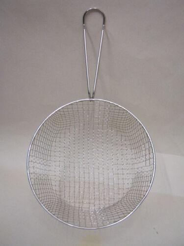 Nouvelle puce métal PENDEFORD friture remplacement panier 20cm medium