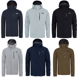 THE-NORTH-FACE-TNF-Dryzzle-GORE-TEX-de-Randonnee-Veste-a-Capuche-pour-Hommes