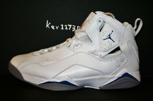 Volo Originale Nike Basket 342964 122 Jordan Blu Da Scarpa Bianco Vero Uomo IBISx