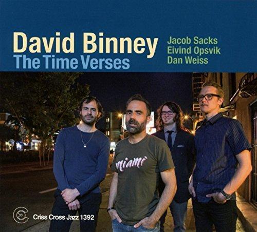 David Binney - The Time Verses (NEW CD)