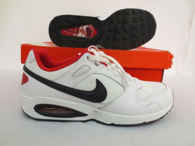 Nike Mens Air Max Coliseum Racer Running Shoes 555423 102 Sz 11 White