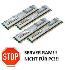 4x 2GB 8GB RAM INTEL Mainboard S5000VSA 667Mhz FBDIMM DDR2 FullyBuffered