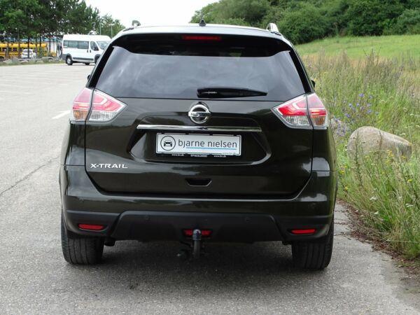 Nissan X-Trail 1,6 dCi 130 Tekna X-tr. 7prs - billede 4