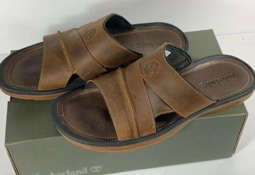 Men's 12 Timberland Fells Slide Sandals Slipper Fl