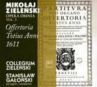 Opera Omnia Vol.3 von Galonski,Collegium Zielinski (2012)