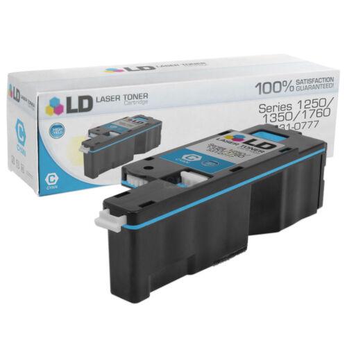 LD 331-0777 FYFKF PDVTW Cyan Laser Toner Cartridge for Dell Printer
