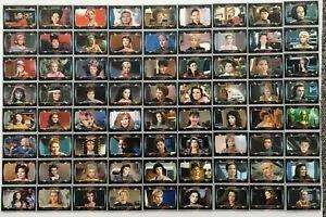 Star-Trek-The-Women-of-Star-Trek-Base-Card-Set-81-Cards