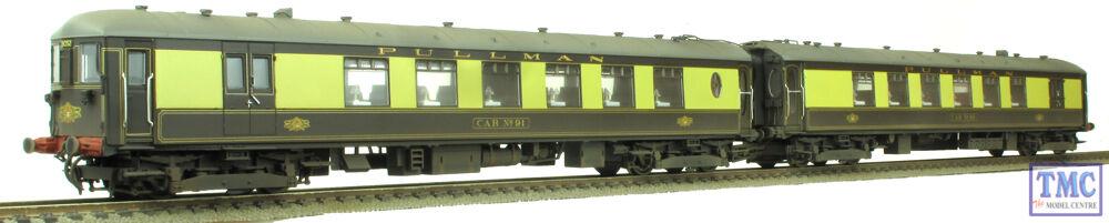 R3184 Hornby OO HO Gauge 1950 1960 Brighton Belle Train Pack Weatherosso By TMC