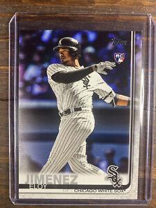 2019 Topps Baseball Series 2 #670 Eloy Jimenez RC - Rookie Card White Sox MLB