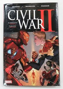 Civil war ii comic book