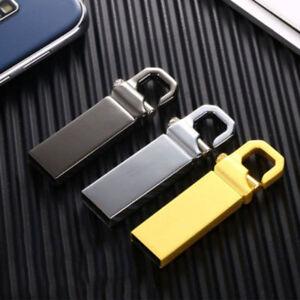 Waterproof 1GB-64GB Metal USB Flash Drive Memory Stick Storage Thumb U Disk LOT