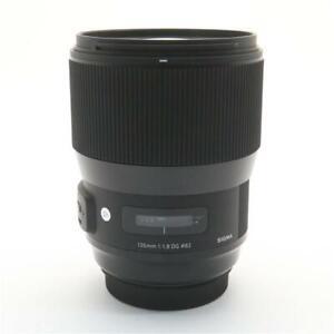 SIGMA 135mm F1.8 DG HSM (Art) for Sony E Lens Japan Domestic New
