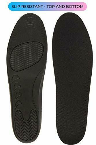 1 Men Height Increase Insole Full Length Breathable Comfort Lifts//Heel Inserts