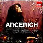 Music for Two Pianos: Brahms, Lutoslawski, Prokofiev, Rachmaninov, Tchaikovsky (2008)