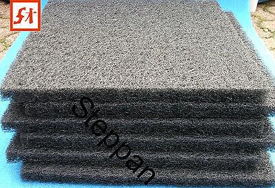 BioMat Japanmatte Filtermatte 33 x 50 x 3  bis 100 x 100 x 3 cm Koi Teich Filter