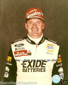 JEFF-BURTON-EXIDE-BATTERIES-NAPA-NASCAR-8-X-10-PHOTO