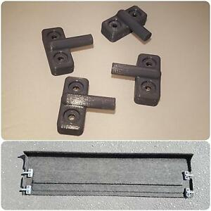 88 91 honda crx cargo lid brackets replicas 3d printed