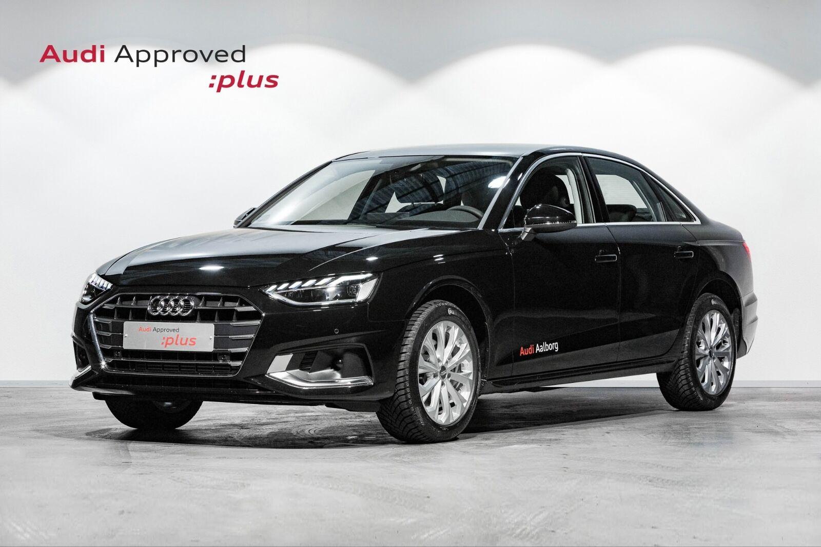 Audi A4 35 TFSi Advanced+ 4d - 374.900 kr.