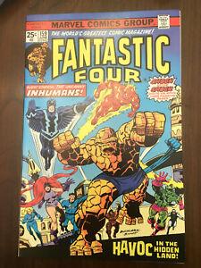 FANTASTIC-FOUR-159-Marvel-Comics-1975-HIGH-GRADE-BRONZE-AGE