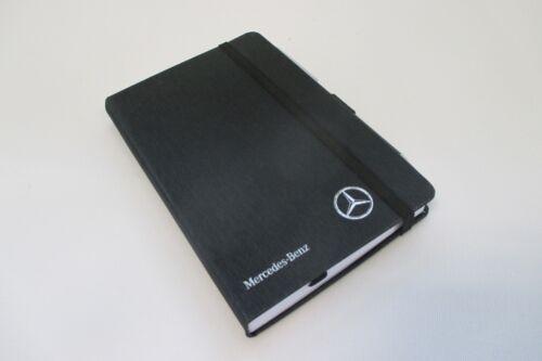 Mercedes-Benz Notizbuch DIN A6 mit Kugelschreiber wie Moleskine