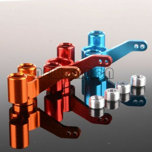 L//R Aluminum Steering Hub Carrier 511484 For RC 1//10 FS Racing Off Road Buggy