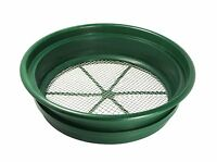Se Gp2-14 Patented 13-1/4-inch Stackable Sifting Pan, 1/4-inch, Green , New, Fre
