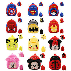Animal-Cartoon-Shoulder-Bag-Kindergarten-Schoolbag-Backpack-kids-For-Toddler