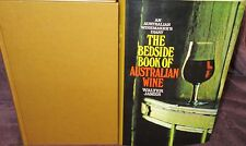 The BEDSIDE Book of AUSTRALIAN WINE ~ Walter James. Hb The Aust Winemakers Diary
